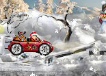 Voiture P�re Noel