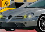 Tuning Mercedes Benz SLR
