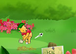 Winnie L'Ourson Golf